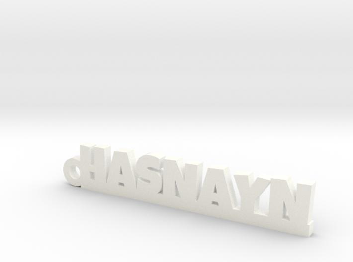HASNAYN_keychain_Lucky 3d printed