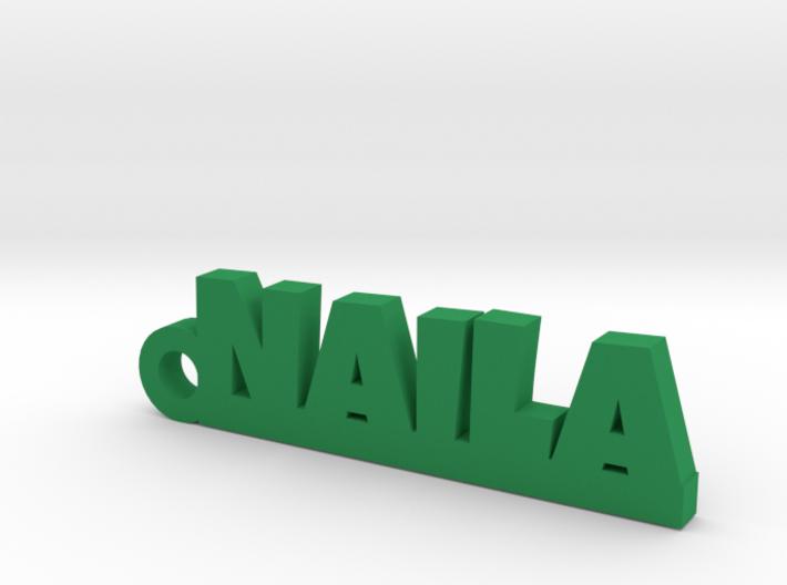 NAILA_keychain_Lucky 3d printed