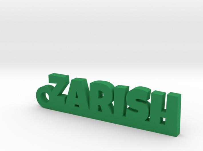 ZARISH_keychain_Lucky 3d printed