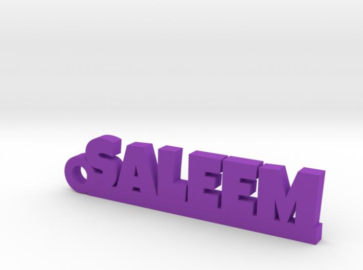 SALEEM_keychain_Lucky 3d printed