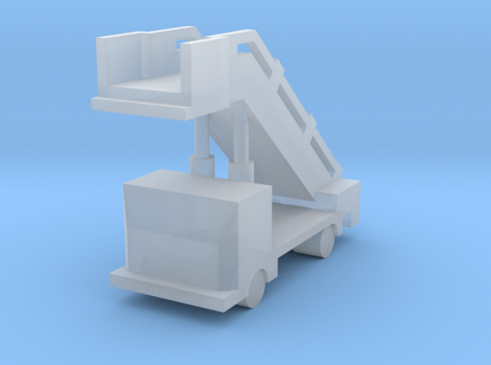 1:200 GSE Truck with Stairs 3d printed