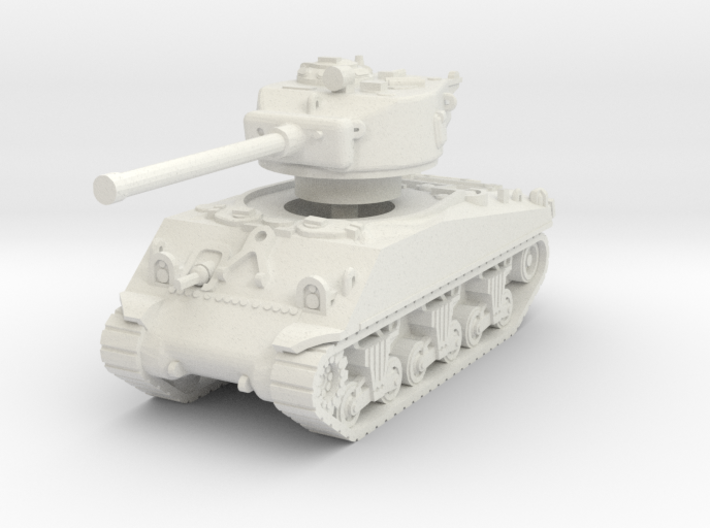 M4A3 Sherman 76mm 1/72 3d printed