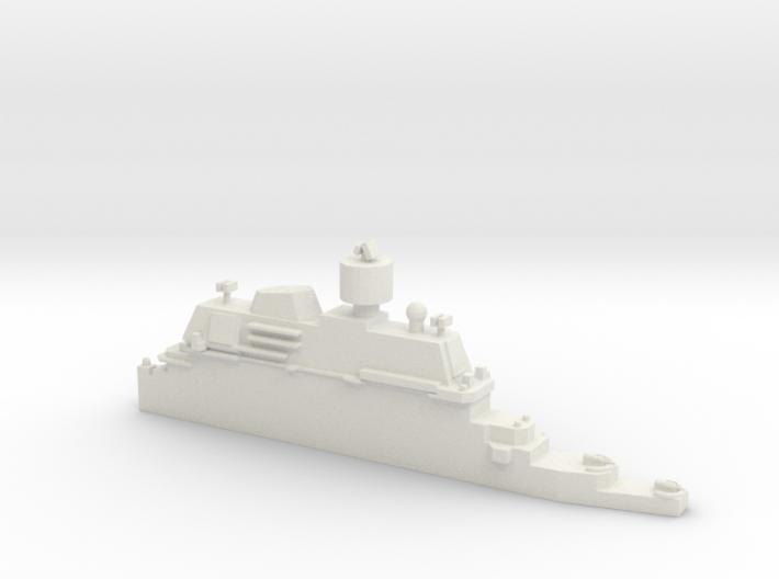 1/700 Russian Aircraft Carrier BAKU Island 1987 3d printed