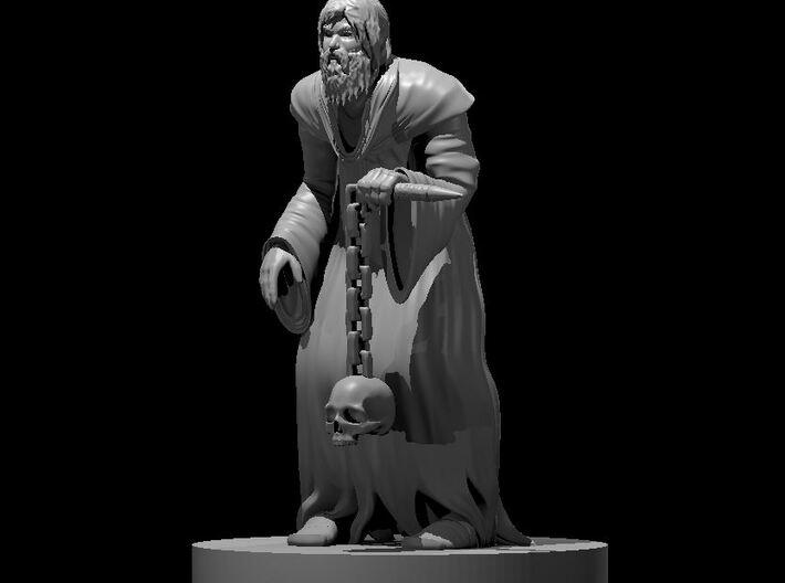 Necromite of Myrkul 3d printed
