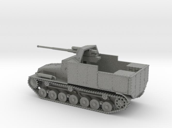 1/100 IJA Type 5 Na-To 75mm SP Anti-Tank Gun 3d printed