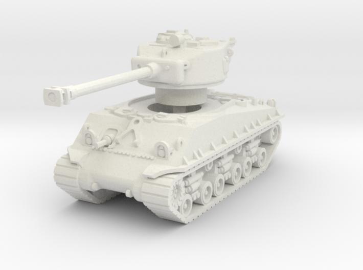 M4A3E8 Sherman 76mm 1/56 3d printed