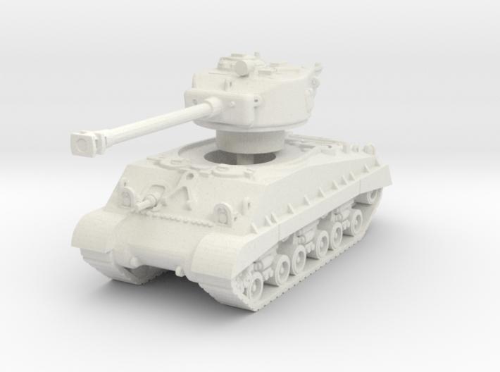 M4A3E8 Sherman 76mm (sandshield) 1/87 3d printed