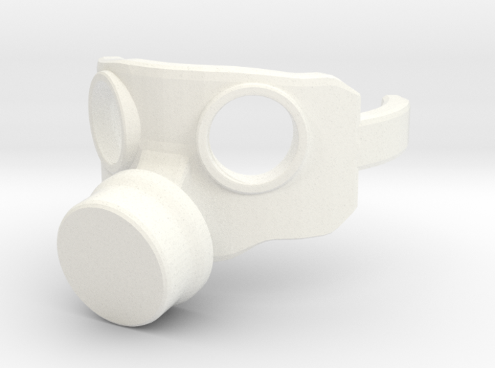 Gas Mask P1s (Test) 3d printed