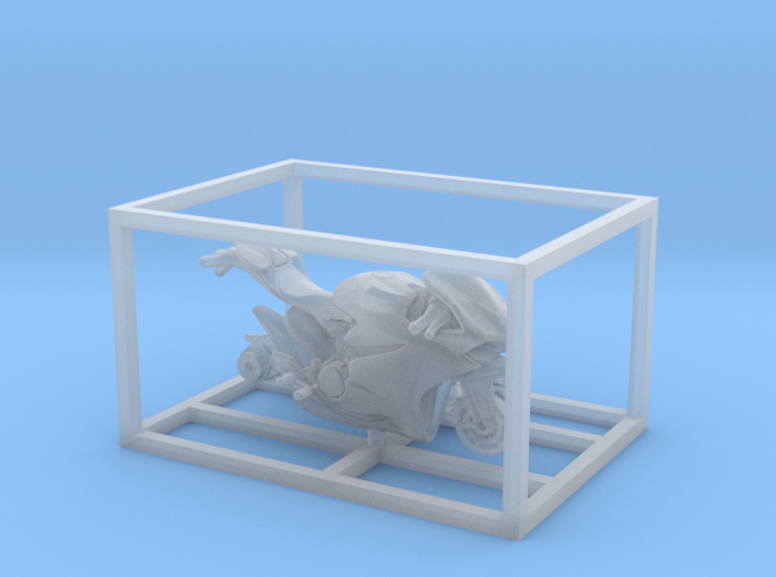 1/87 Scale Ducati Panigale 3d printed