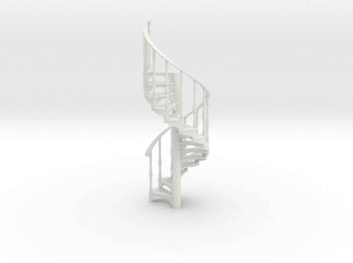 S-35-spiral-stairs-market-1a 3d printed