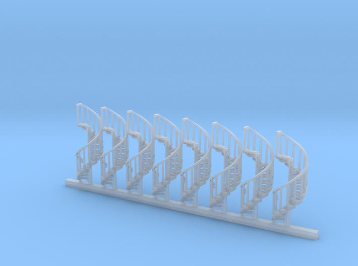 s-152fs-spiral-stairs-market-lh-x8 3d printed