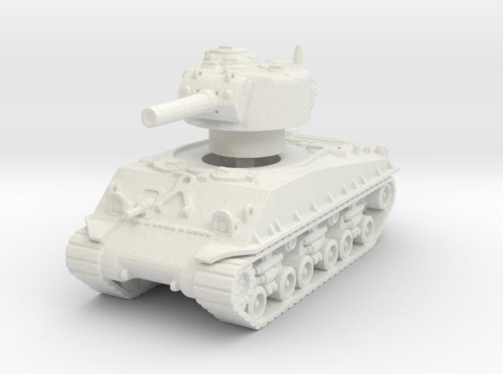M4A3 Sherman HVSS 105mm 1/120 3d printed