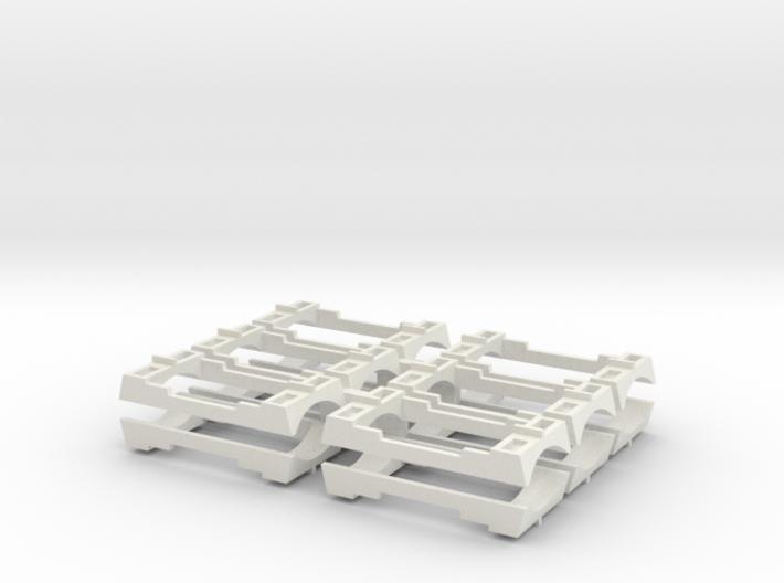 rat halter landes-strasse 3d printed