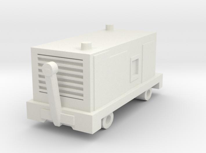TLD ASU-600 Air Start Unit 1/72 3d printed