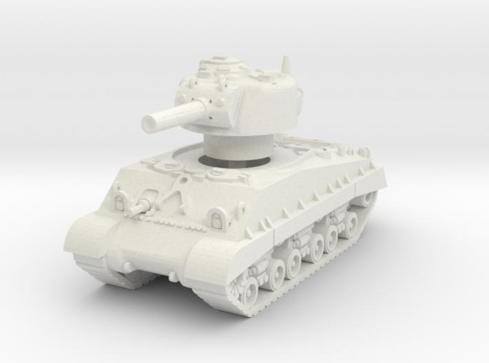 M4A3 HVSS 105mm (sandshield) 1/72 3d printed
