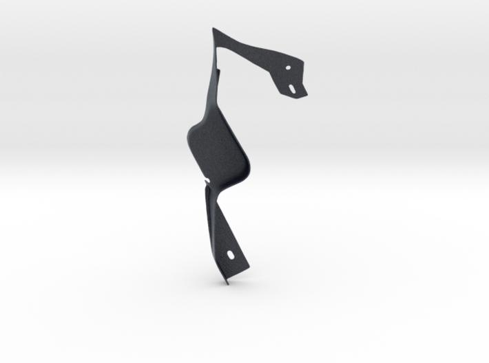 Mustang Cowel Rain Guard Passenger Side 3d printed