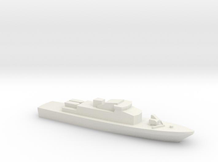 Fremantle-class patrol boat, 1/1800 3d printed