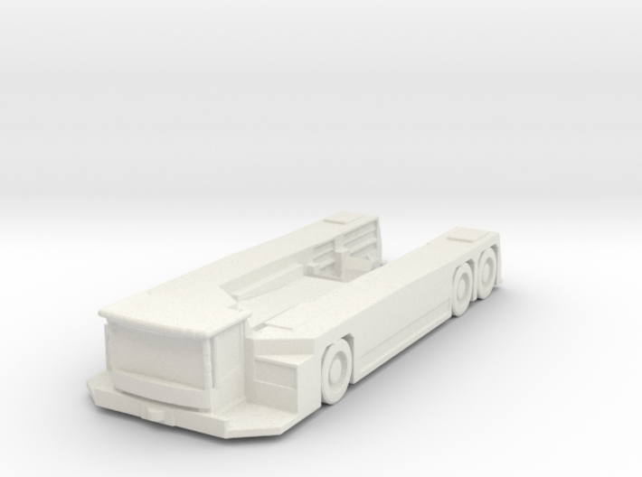 Goldh AST-1 X 1360 (6×6) Tractor 1/200 3d printed