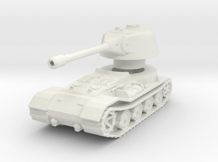 VK.7201 (K) Tank 1/144 3d printed