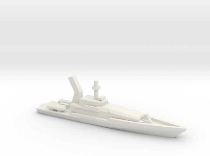 Armidale-class Patrol Boat, 1/2400 3d printed