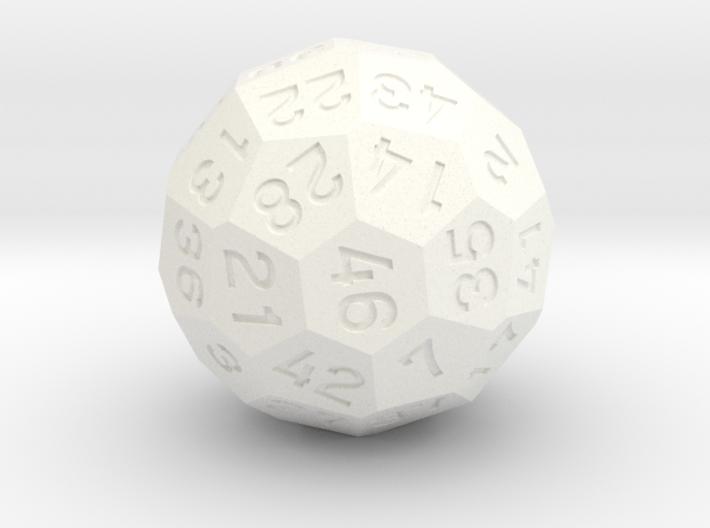 d46 Dice [v1] 3d printed