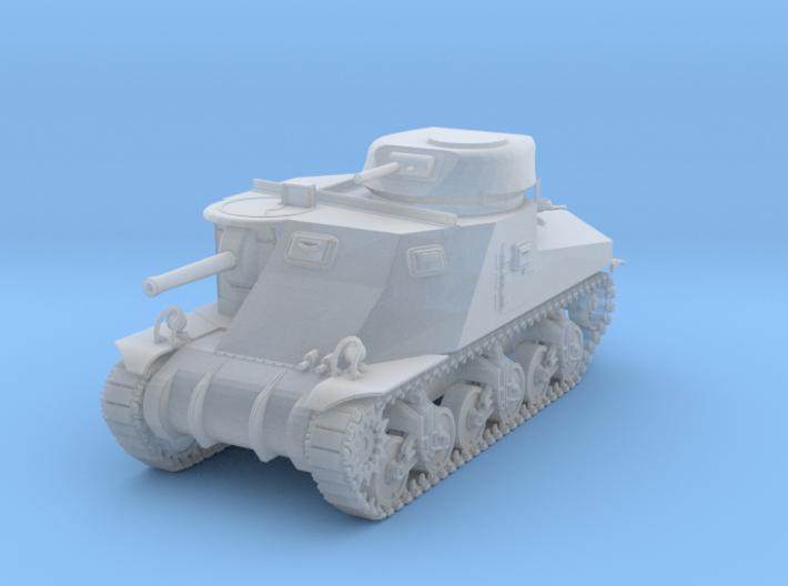 1/87 Scale M3 Grant Tank 3d printed