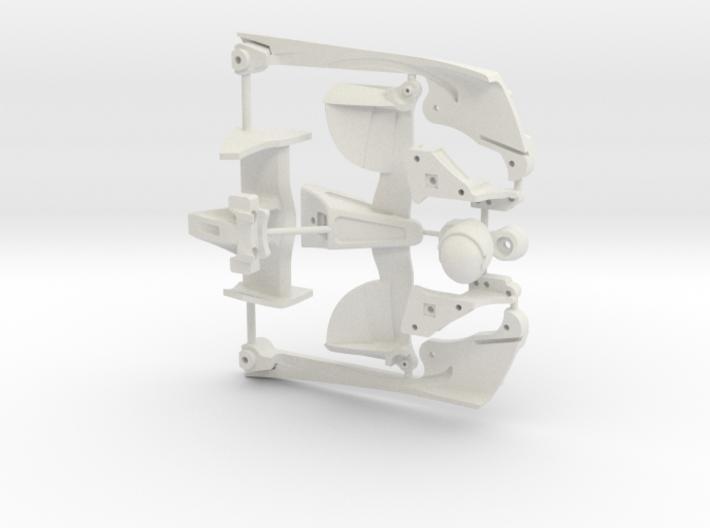 Pack-INDY-EV1 3d printed