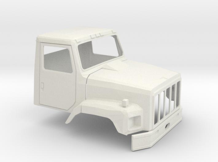 1/18 International S2600 Cab 3d printed