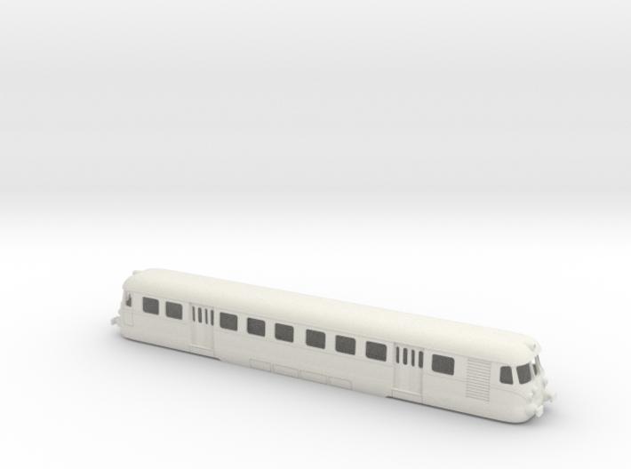 FCU R.208 (OMS) inH0 3d printed
