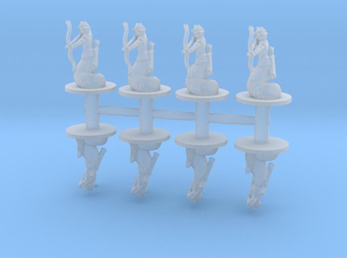 Medusa 6mm Infantry Epic fantasy miniature models 3d printed