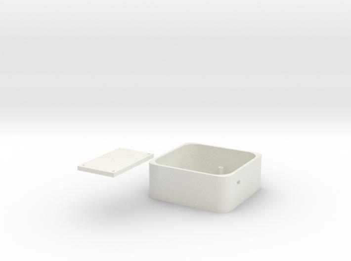 Longboard Control Box 3d printed