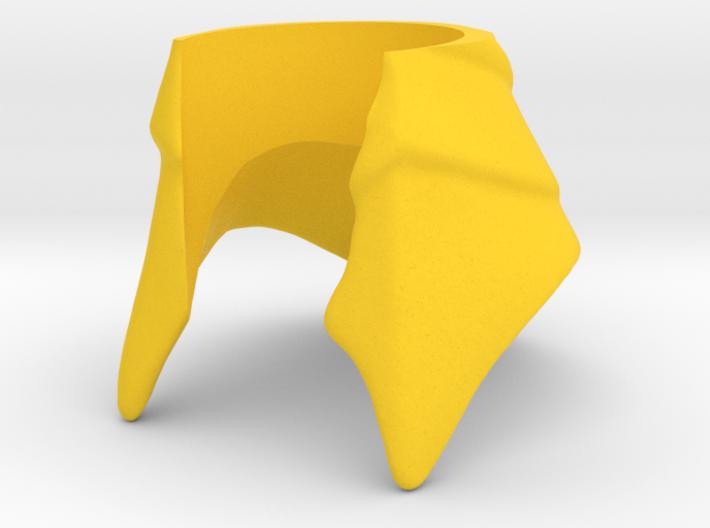 King Hssss Helmet for Snake form 3d printed