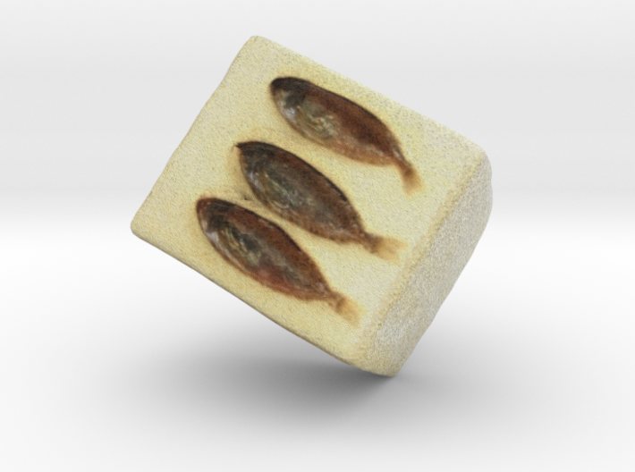The Sukugarasu on the Tofu 3d printed