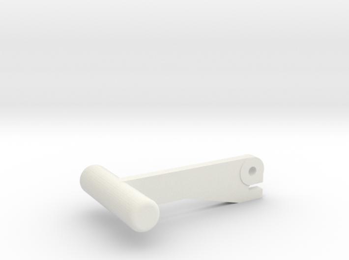 Replacement Corvo/Anubis Lock 3d printed