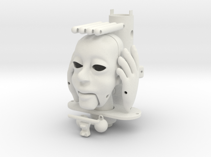Puppet_003 Improved Version (7.5 in) (19.05 mm) 3d printed