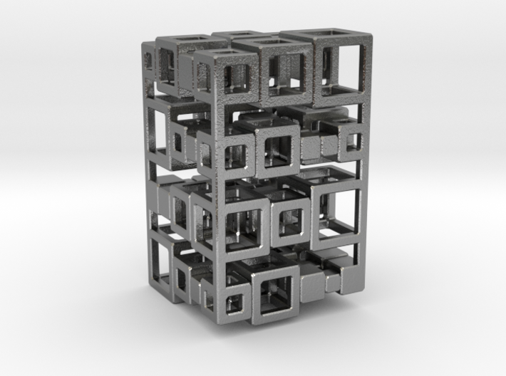 Stack Of 4 (large) 3d printed