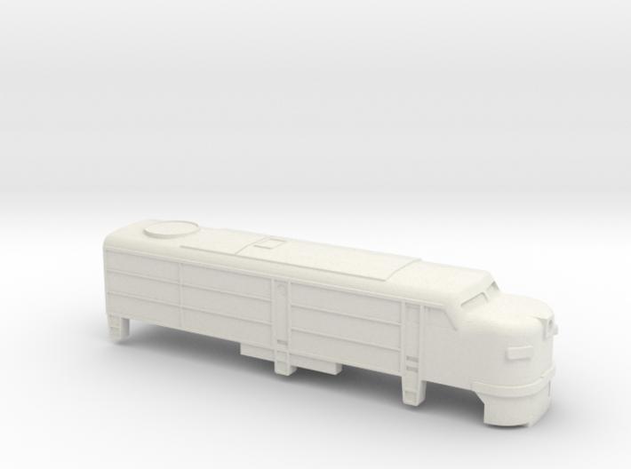 Alco FA-1 Shell T Scale 3d printed