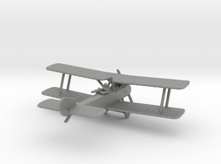 Sopwith 1-1/2 Strutter (two-seater, various scales 3d printed
