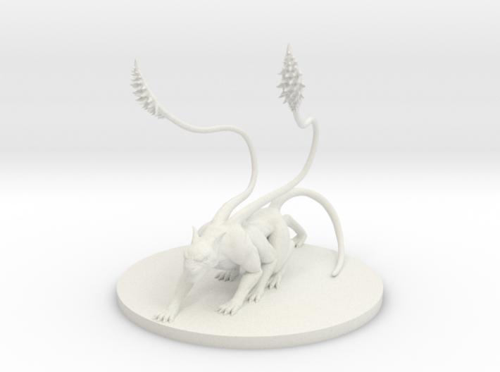 Displacer Beast 3d printed