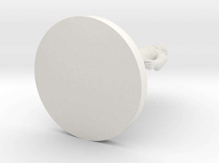 Doppleganger 3d printed