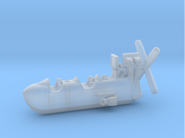 SS Zero Gondola 1/350th scale 3d printed The Gondola on it's own. See the link in the text for the complete kit!