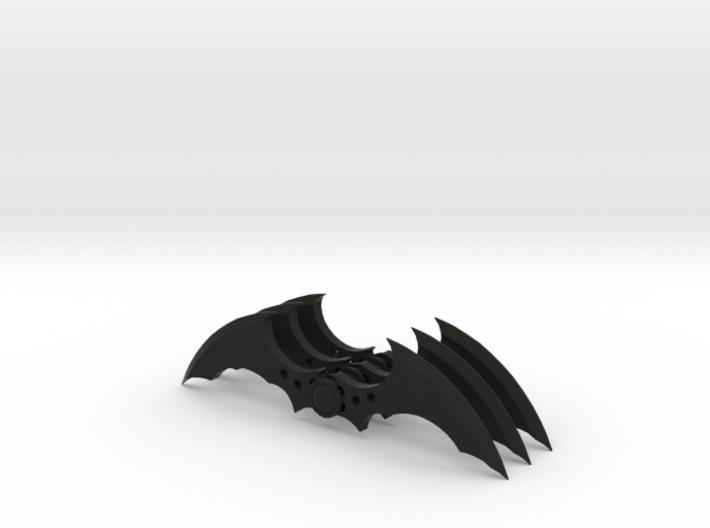 Arkham Asylum Batarang (3 pieces bundle) 3d printed