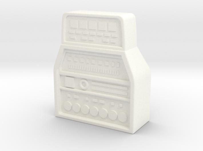 Al-K-La 1-4/Zero-9 Throne Room Computer (MOTUC DX) 3d printed
