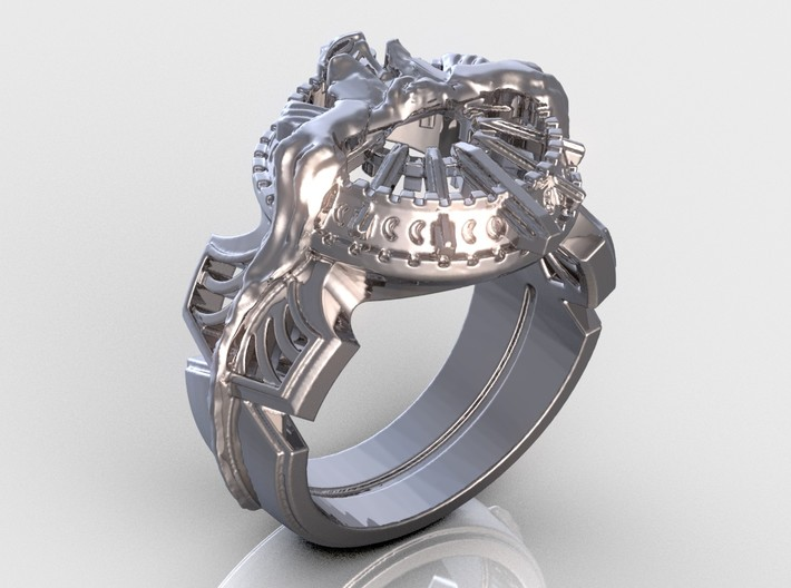 Ring Of The Lucii (FF XV) 3d printed