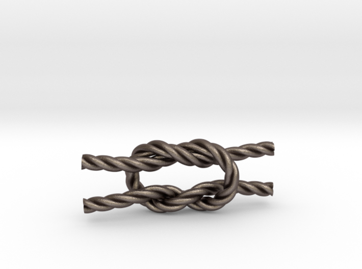 Square Knot 3d printed