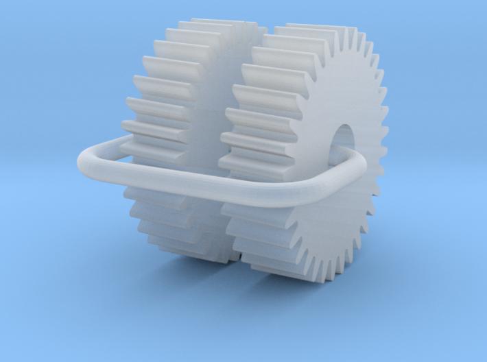 Airfix OO 14xx 0-4-2 Drive Gear 3d printed