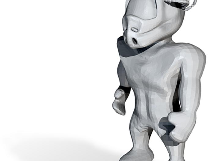 Nano Alien 3d printed