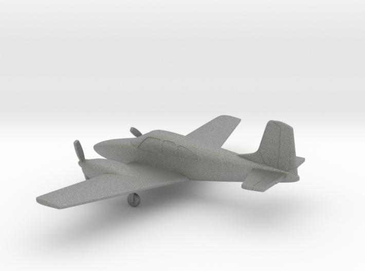 Beechcraft Travel Air D95A 3d printed