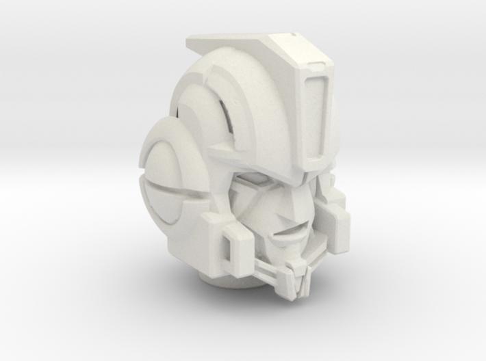 Transformers Dark of the Moon Leader Ironhide Repl 3d printed