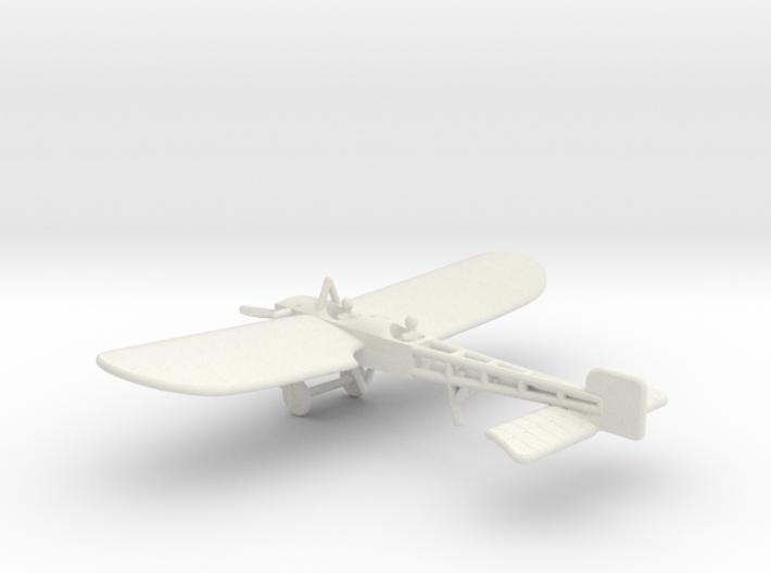 Blériot 11 (various scales) 3d printed